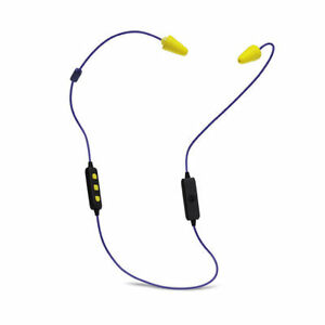 68fb5ffd958 Plugfones Liberate 2.0 Wireless Bluetooth Earplugs With Audio 26 DB ...