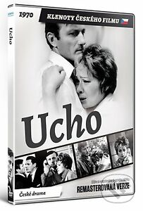 Details about Ucho (The Ear) 1970 Czech REMASTERED classic English  subtitles new sealed dvd
