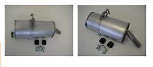 Pot D/'échappement Endschalldämpfer Peugeot Partner 1.6 IDH bas//2.0 IDH bas du Silencieux Combispace