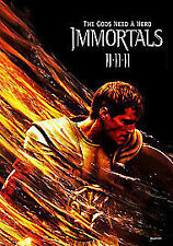 Immortals [DVD], Very Good DVD, Mickey Rourke, Henry Cavill, Luke Evans, John Hu
