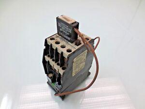 siemens 3tb4117 0a control relay 2no 2nc 3tb41 20a 600vac ebay rh ebay com