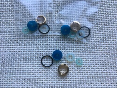 nut 3 items Repair kit for Umarex Crosman and more O-Rings cuffs pads 4 rings