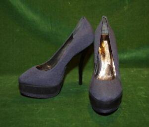 Buffalo London Pumps Damenschuhe High Heel Leder