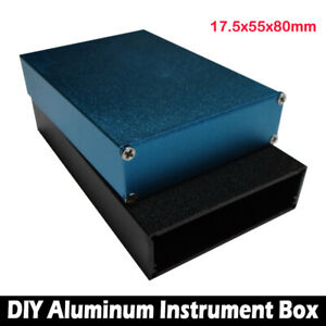 Aluminum-PCB-Instrument-Box-Enclosure-Case-Electronic-Project-DIY