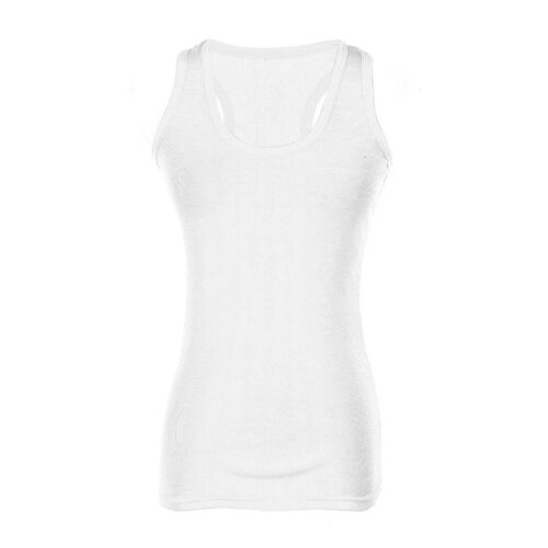 Frauen-Dame Sports Gym Running Vest Jogging Yoga-Unterhemd-Trägershirt ZP