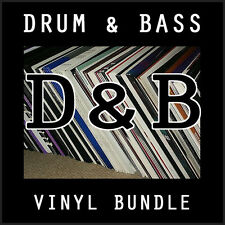 Drum & Bass Bargain Bundle 30 x Vinyl Records Playaz V Bingo Viper DOA JOB LOT