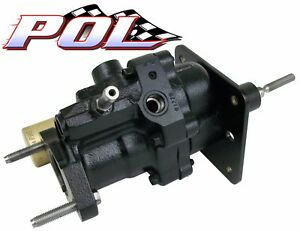 Image Is Loading Hydro Boost Brake Booster Black