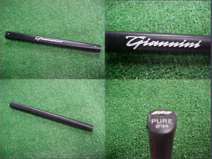 New-Black-Giannini-Standard-Size-PURE-Golf-Putter-Grip