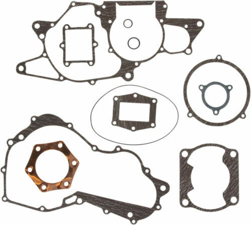 HEAD CYLINDER HONDA ATC250R ATC 250R COMPLETE ENGINE GASKET KIT 81-84 CASE