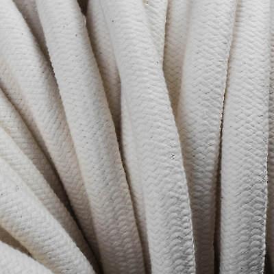 Baumwollseil Seil Geflochten Schnur Baumwolle 5 - 18 Mm Baumwolleseil Leine