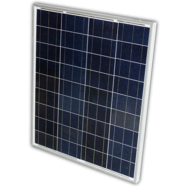 Solarpanel Solarmodul Solarzelle 70W Wohmobil Boot Wohnwagen 12Volt 12 V WOMO