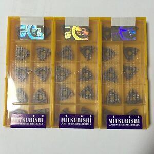 10 pcs MITSUBISHI Carbide Threading inserts MMT 16 ER AG60// MMT16ER Grade US735