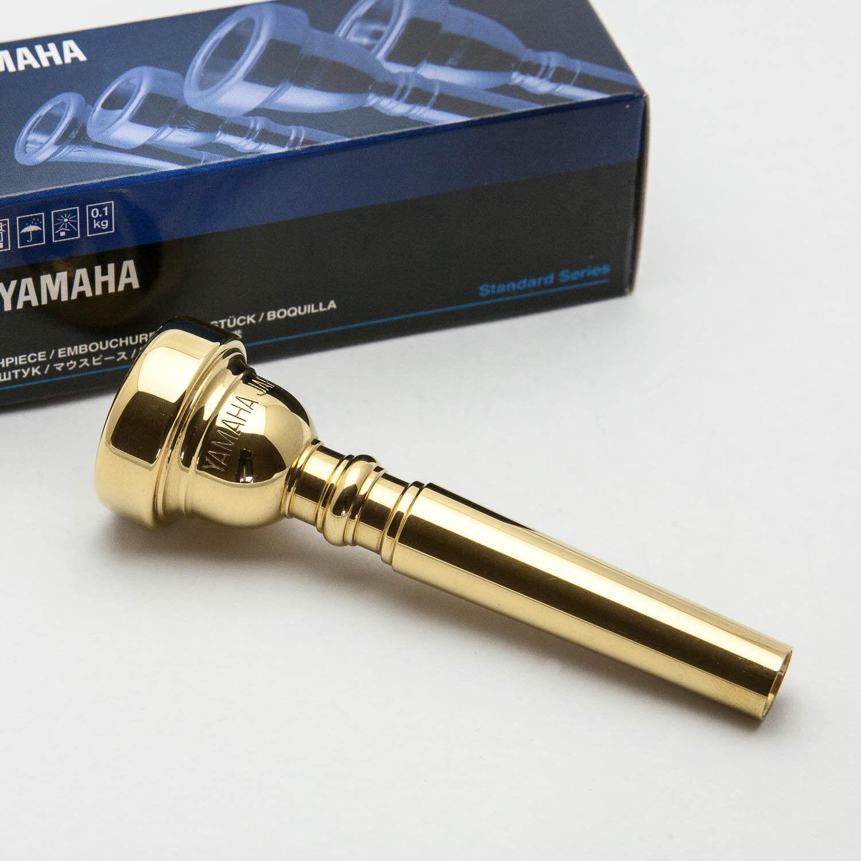 Genuine Yamaha 24K Boquilla de Trompeta Trompeta Trompeta dorada, 13C4 Nuevo  envío rápido  80fcfe