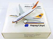 HERPA WINGS HAPAG LLOYD AIRBUS A 310-300 UND BOEING 737-400//500 SCALE 1:500