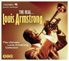 The Real... [Digipak] by Louis Armstrong (CD, Oct-2012, 3 Discs, Columbia (USA))