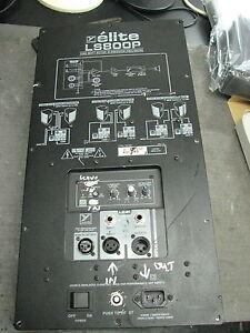 Yorkville-LS800P-amp-LS801P-Subwoofer-Amp-Module-FLAT-RATE-REPAIR-SERVICE