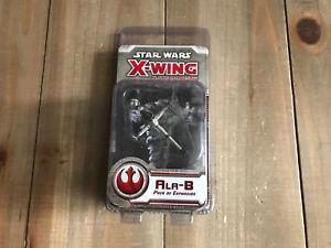 Star-Wars-X-Wing-El-juego-de-Miniaturas-Expansion-Ala-B-EDGE