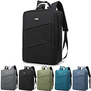 14 4 15 6 Inch Laptop Backpack Computer Rucksack Case Bag For Lenovo Hp Dell Ebay