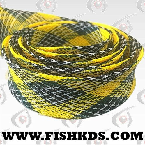 KDS Fishing Casting Rod Jersey Pole Cover Glove Wrap Sleeve Protector XYFBAWX