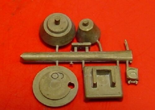 OTHERS CABOOSE STOVE KIT O//On3//On30 WISEMAN BACK SHOP BRASS PARTS BS-445 D/&RGW