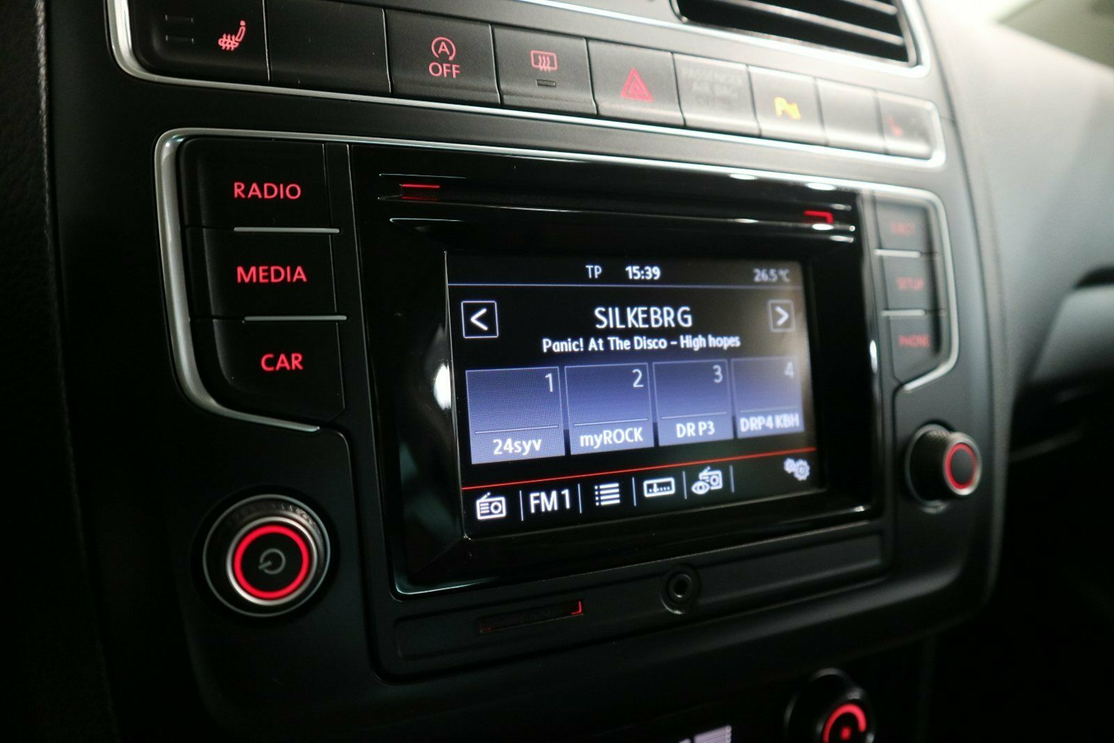 VW Polo 1,2 TSi 90 Comfortline BMT - billede 8