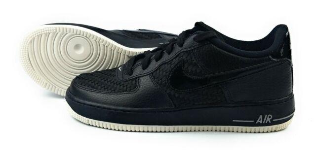 Nike Air Force 1 LV8 GS Kid's 6.5Y Black 820438 010