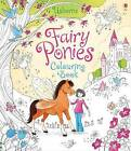 Fairy Ponies Colouring Book by Zanna Davidson, Lesley Sims (Paperback, 2015)