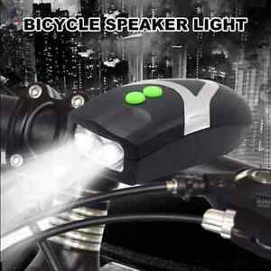 MULTI-PURPOSE-BIKE-LIGHT-Bicycle-Accessory-Vehicle-LED-Horn-Safety-Removable-NEW