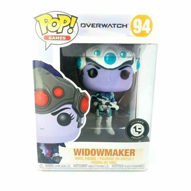 Winter 10cm Exclusive Funko POP 94 Overwatch Widowmaker