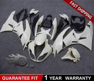 Pre-Drill-Fairing-Kit-Unpainted-fit-for-KAWASAKI-Ninja-ZX6R-2009-2012-ZX600R-ABS
