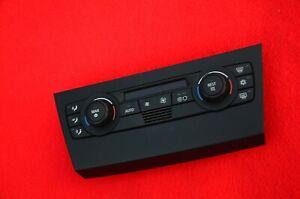 BMW-E90-Temp-AC-Calore-Aria-Climatizzatore-Controllo-Interruttore