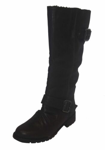 Stivali Calda F50316 Lunghi Donna Sintetico Spot On Fodera Casual qx04A