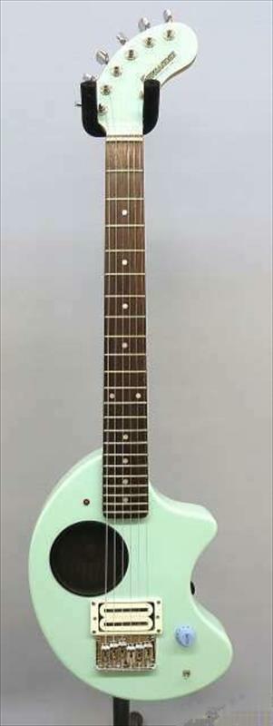 Fernandes ZO-3 E-Gitarre Integriertes Verstärker Blau Gebraucht aus Japan
