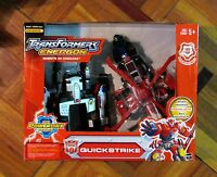 Transformers Energon Quickstrike Misb 2004 Quick Strike Figure Set