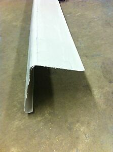 Grp Fibreglass Roofing A170 Drip Edge Trim Standard