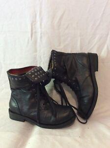 5 Black Dog Boots Ankle Rocket Size aRSCwXxRq