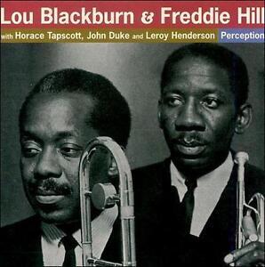 Perception-by-Lou-Blackburn-amp-Freddie-Hill-CD-Jun-1999-Fresh-Sound-Spain