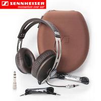 Sennheiser Momentum Over-ear Headphones Brown Ideal For Iphone, Ipad & Android
