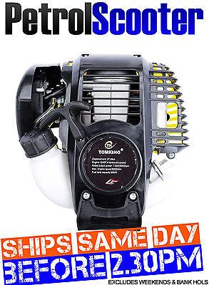 38cc Four Stroke Engine 1.5HP Garden Multitool Brushcutter Strimmer Blower 4T