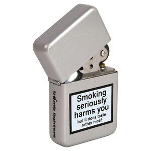 Smoking-Kills-But-Tastes-Nice-Windproof-Lighter-Cigarette-Warning-Label-Gift