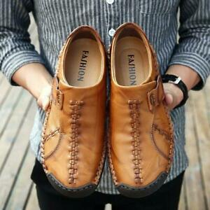 chic mens casual shoes driving moccasins loafers shoes