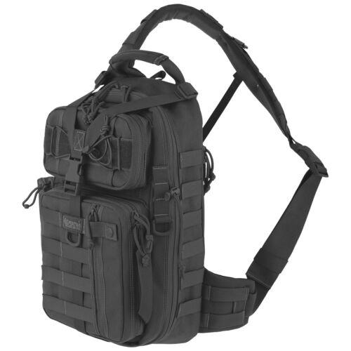 Maxpedition Sitka Gearslinger Army Shoulder Pack Messenger Sling Carry Bag Black
