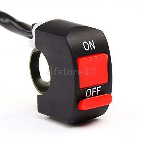 Motorcycle Headlight Light Switch For 7/8
