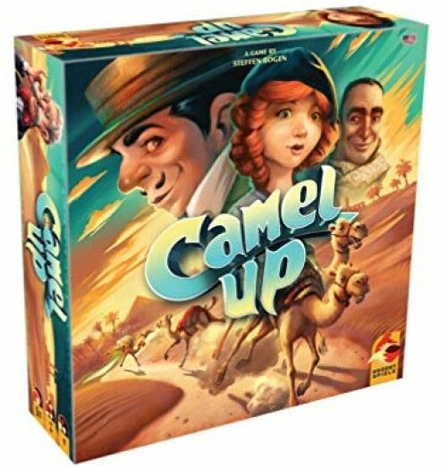 Camel Up Board Game Game Game Eggertspiele Edition c0fed7