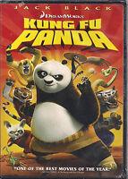 Kung Fu Panda (dvd, 2008, Full Screen)