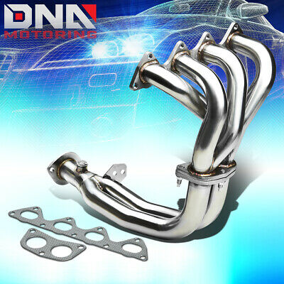 FOR 94-01 INTEGRA LS//RS//GS B18 STAINLESS 4-2-1 EXHAUST MANIFOLD HEADER+GASKET