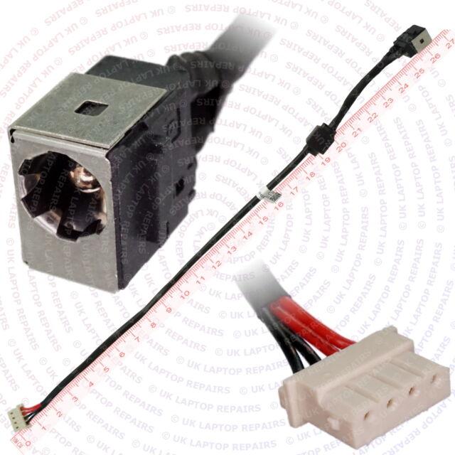 Toshiba Satellite L755D-10V DC Power Jack Port Socket avec Cable Connecteur