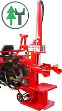 Holzspalter Woodking 18t Zapfwellenantrieb Dreipunktanbau Brennholzspalter