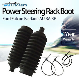 Fit-Ford-Falcon-BA-BF-Power-Steering-Rack-Boot-Kit-AU-Series-1-2-3-Fairlane-X2