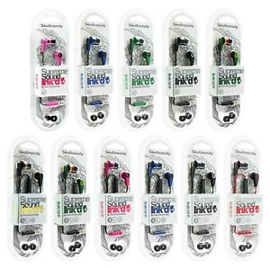 SKULLCANDY-Ink-039-d-2-0-Headphones-In-Ear-Earphones-Earbuds-with-Mic-Handsfree